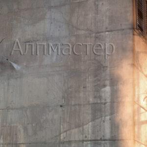 Измиване на бетонна фасада - хидроструене