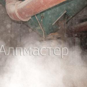 При почистването се вдигаха огромни количества прах