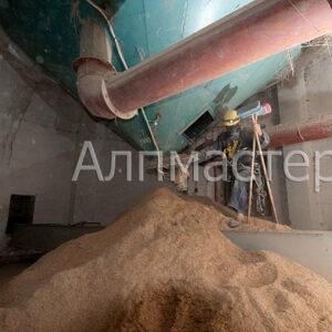 Отпадъци от зърно
