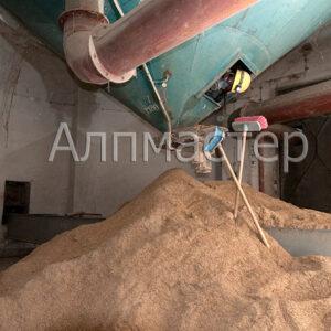 Повече от 500 kg отпадъци от силоз