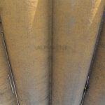 Монтаж на водосточни тръби в завода на Каменица АД, Плевен