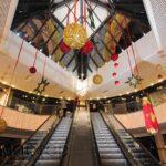 Коледна украса на Sofia Outlet Center