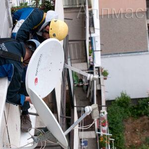 Демонтаж на антени