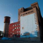 Монтаж на топлоизолационна система в завода за малц - Чирпан