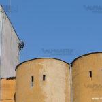 Подмяна на водосточни тръби на елеваторна кула