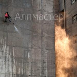 Подготовка на фасада за монтаж на топлоизолация