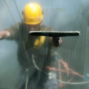 Почистване на прозорци - поглед отвътре