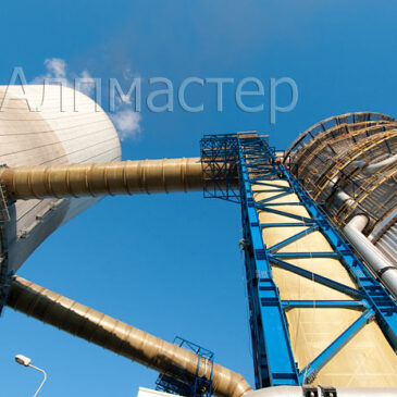 ТЕЦ Марица Изток 1 – Монтажни работи