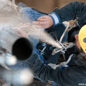 Монтаж на водосточни тръби в Каменица АД, Плевен