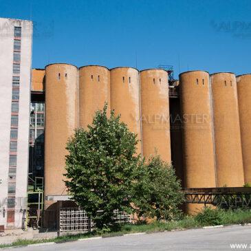 Подмяна на водосточни тръби в Каменица АД, Плевен