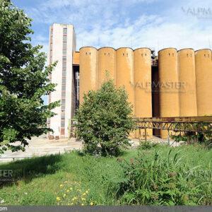 Някогашният завод на плевенско пиво, понастоящем собственост на Малтери Суфле