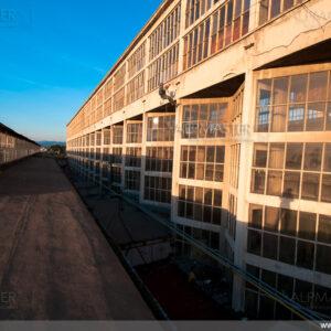 Ремонтни работи в завода на Хюндай Хеви Индъстрис Ко. България
